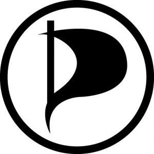 Piratenpartij logo